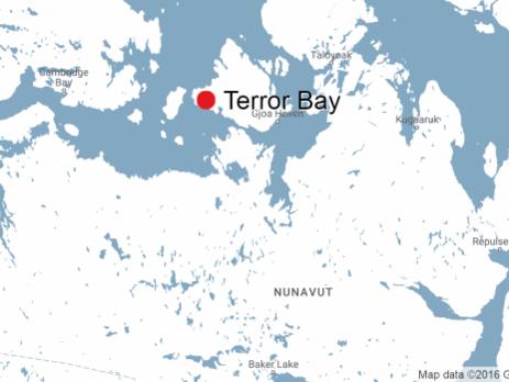 ВАрктике нашли затонувший 170 лет назад легендарный корабль