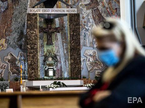 Коронавирус в Италии. Второй день подряд за сутки умерло меньше 300 человек