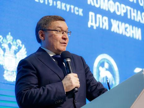 Глава Минстроя РФ заразился коронавирусом
