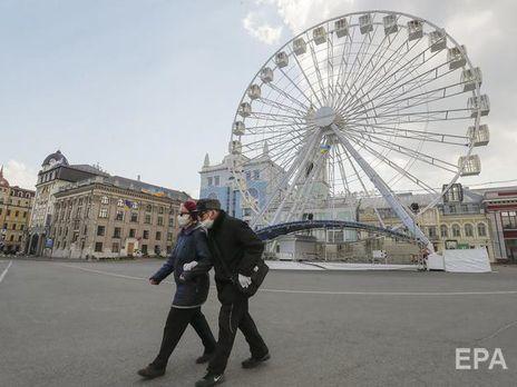 В Киеве за сутки коронавирус подтвердили у 41 человека, двое из них – священники