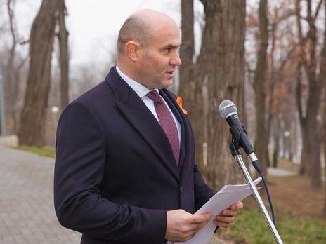 Глава МВД Молдовы сообщил, что у него обнаружили коронавирус