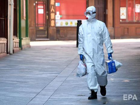 Коронавирус в Британии. Число инфицированных превысило 180 тыс., умерли более 28 тыс. человек