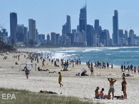 В Австралии на фоне ослабления карантина фиксируется рост заболеваемости COVID-19