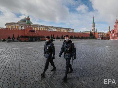 В России число жертв коронавируса достигло 1280, за сутки заболели более 10 тыс. человек