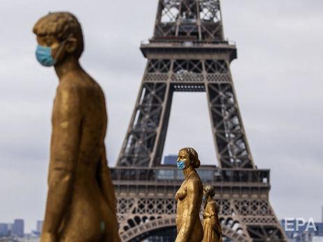 Пандемия коронавируса. Во Франции зафиксировали самую низкую суточную смертность за шесть недель