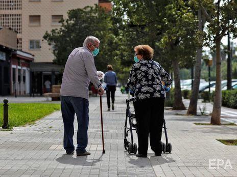 В Испании третий день подряд менее 200 умерших от коронавируса