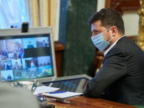 Зеленський провів телефонну розмову із президентом ЄБРР