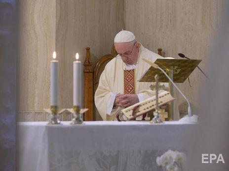 У помощника Папы Римского диагностировали коронавирус