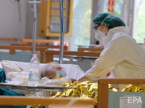 Коронавирус в Италии. За сутки умерли 274 человека, выздоровели более 3 тыс.