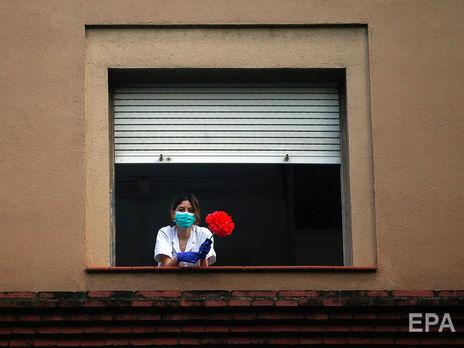 Пандемия коронавируса. Число новых случаев COVID-19 в Испании и суточные потери опять увеличиваются