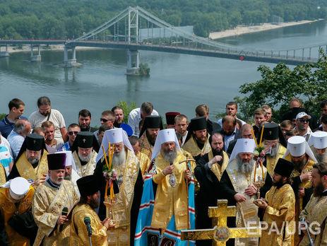 Вгосударстве Украина разрешили свободно проводить богослужения наулице
