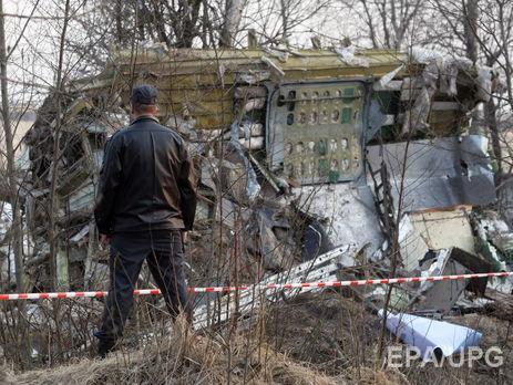 Фото Польша эксгумирует жертв катастрофы под Смоленском