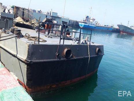 Иран поошибке потопил собственный  корабль вовремя учений
