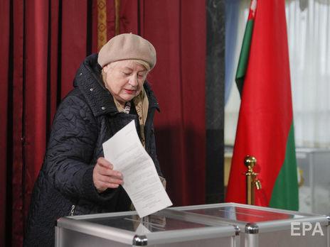 В Беларуси оппозиционные партии отказываются от участия в президентских выборах