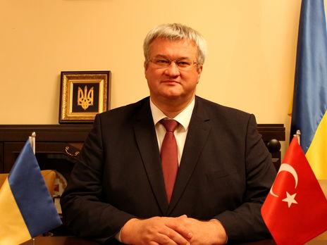 Посол Сибига Неужели украинский турист больше не желанный в прекрасной Аланье