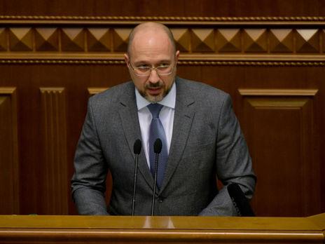 Шмыгаль сообщил, что в Украине задействованы 138 аппаратов ИВЛ