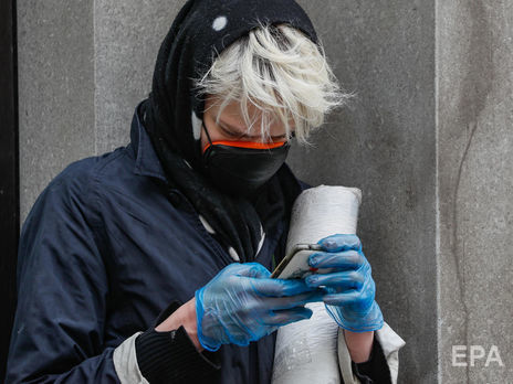 Масове тестування на антитіла в Москві мають розпочати 15 травня