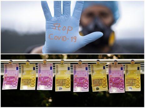 Главными темами дня были коронавирус и деньги