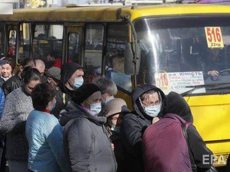 В Украине возобновит работу транспорт
