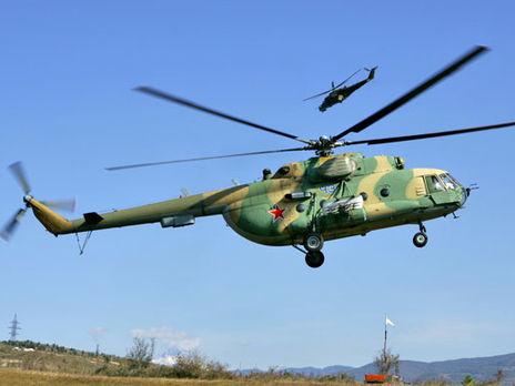 По данным СМИ, в вертолете было три человека