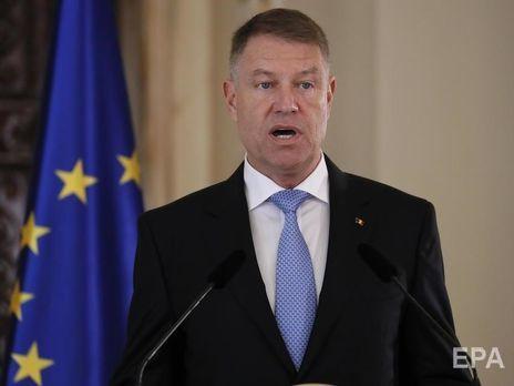 Йоханнис убежден, что решение Национального совета по борьбе с дискриминацией Румынии является политическим
