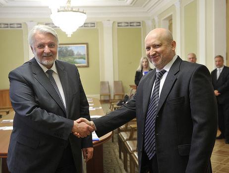 Турчинов: Украина имеет проблемы спротивовоздушной обороной