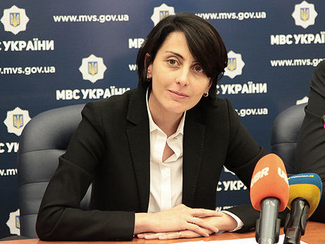 Деканоидзе проинформировала озадержании вЗатоке особо небезопасной криминальной группировки