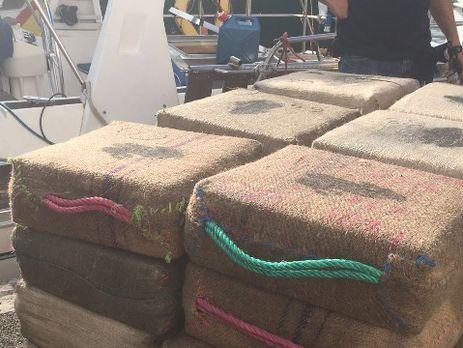 ВИспании милиция задержала15 тонн гашиша