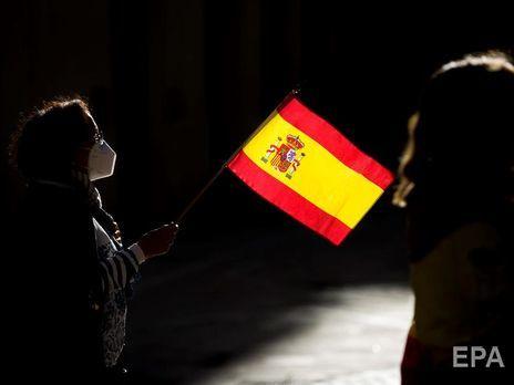 В Испании подтверждено 234 824 случая заражения коронавирусом