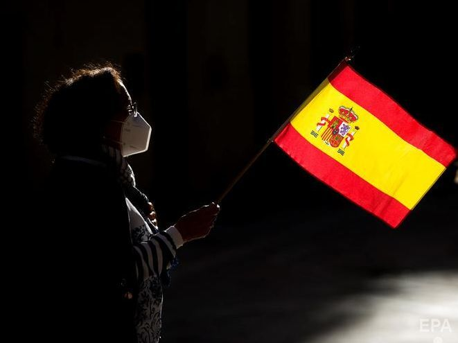 В Іспанії понад тиждень від коронавірусу помирає до 100 осіб