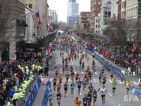 Бостонский марафон проводится с 1897 года