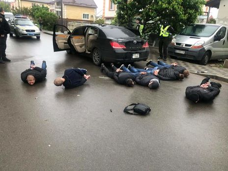 Стрілянина у Броварах сталася через розподіл пасажиропотоку між місцевими компаніями