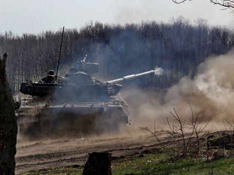 За прошедшие сутки украинские военные ранили одного оккупанта