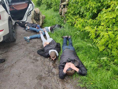 Правоохранители 29 мая задерживали участников перестрелки
