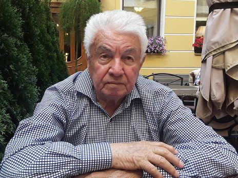 Писатель, поэт и драматург Владимир Войнович