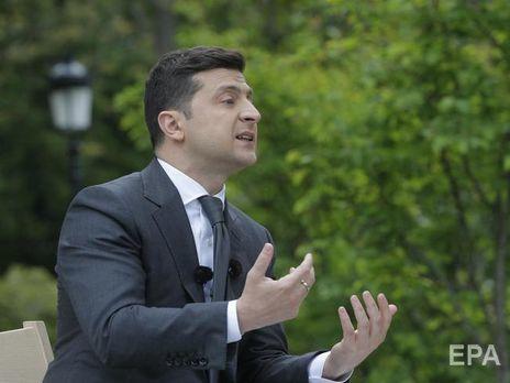 Зеленский заявил, что ничего не знает о деталях возможной договоренности между Байденом и Порошенко
