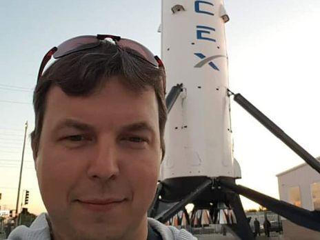 Пахунов отвечал за успешную посадку Falcon 9 ещё в 2015 году