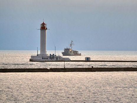 У чорний список потрапили морські судна, які заходили в дев'ять портів Кримського півострова