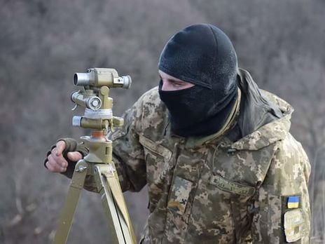 Українські військові придушили бойову активність бойовиків