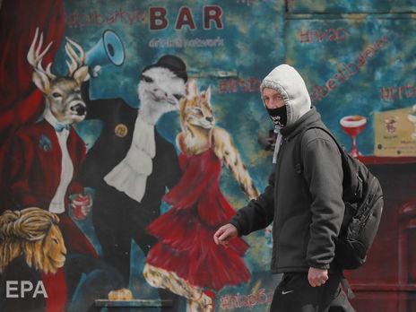 Україна входить у список 40 найбільш постраждалих від коронавірусу країн