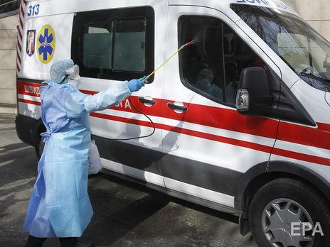 В Днепропетровской области пересмотрят статистику заболеваемости COVID-19