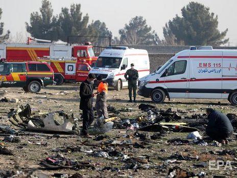 Літак МАУ зазнав аварії 8 січня