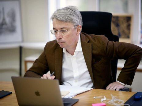 Ткаченко: Какие будут месседжи, с какими лозунгами они пойдут, должна решать партия