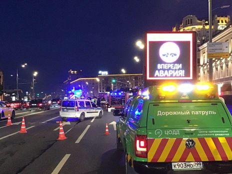 Увечері 8 червня Єфремов потрапив у ДТП, унаслідок якої загинула людина