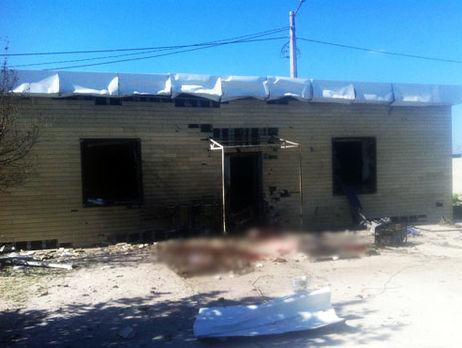 Из-за взрыва вфирме вАвдеевке умер мужчина, еще двое— ранены