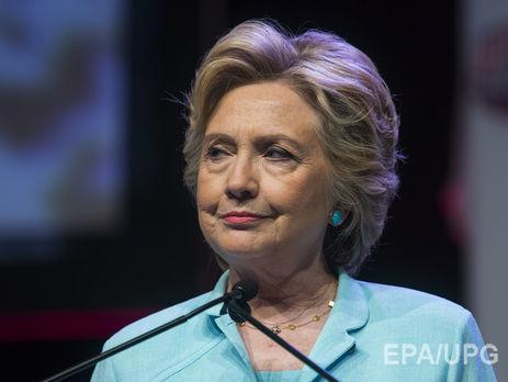 Клинтон обошла Трампа на4%,— опрос