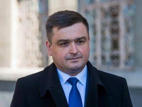 Роман Веприцкий отстранен от полномочий