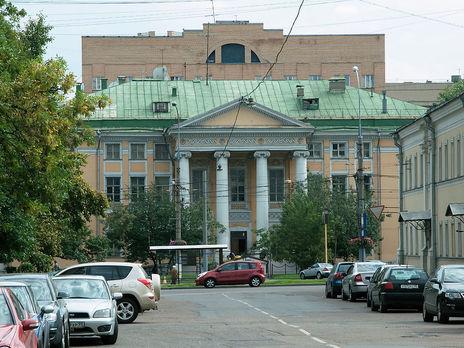 Здание Союз писателей РСФСР в Москве