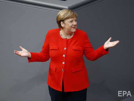 Решение Евросовета, о котором объявила Меркель, должен утвердить Совет ЕС