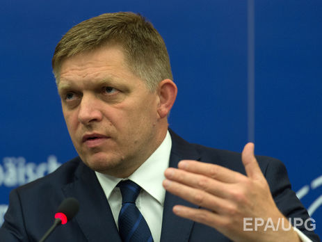 Премьер Словакии сделал скандальное объявление обУкраине